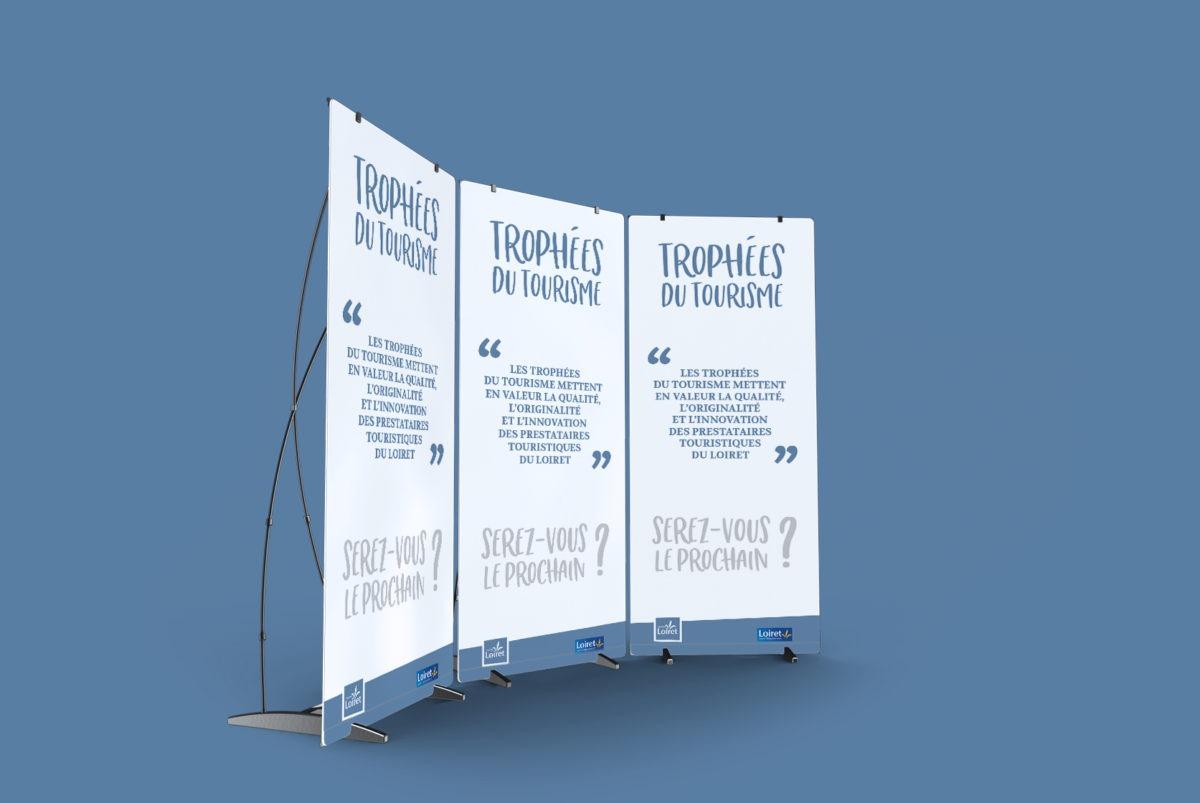 banner de présentation des trophées du tourisme