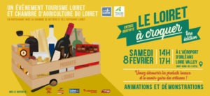 Le Loiret à croquer, 1ère édition !