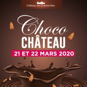 La rose à l'honneur de la 6ème édition du salon Chocochâteau à Chamerolles