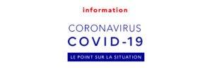 Coronavirus - COVID19 : veille tourisme mise à jour quotidienne
