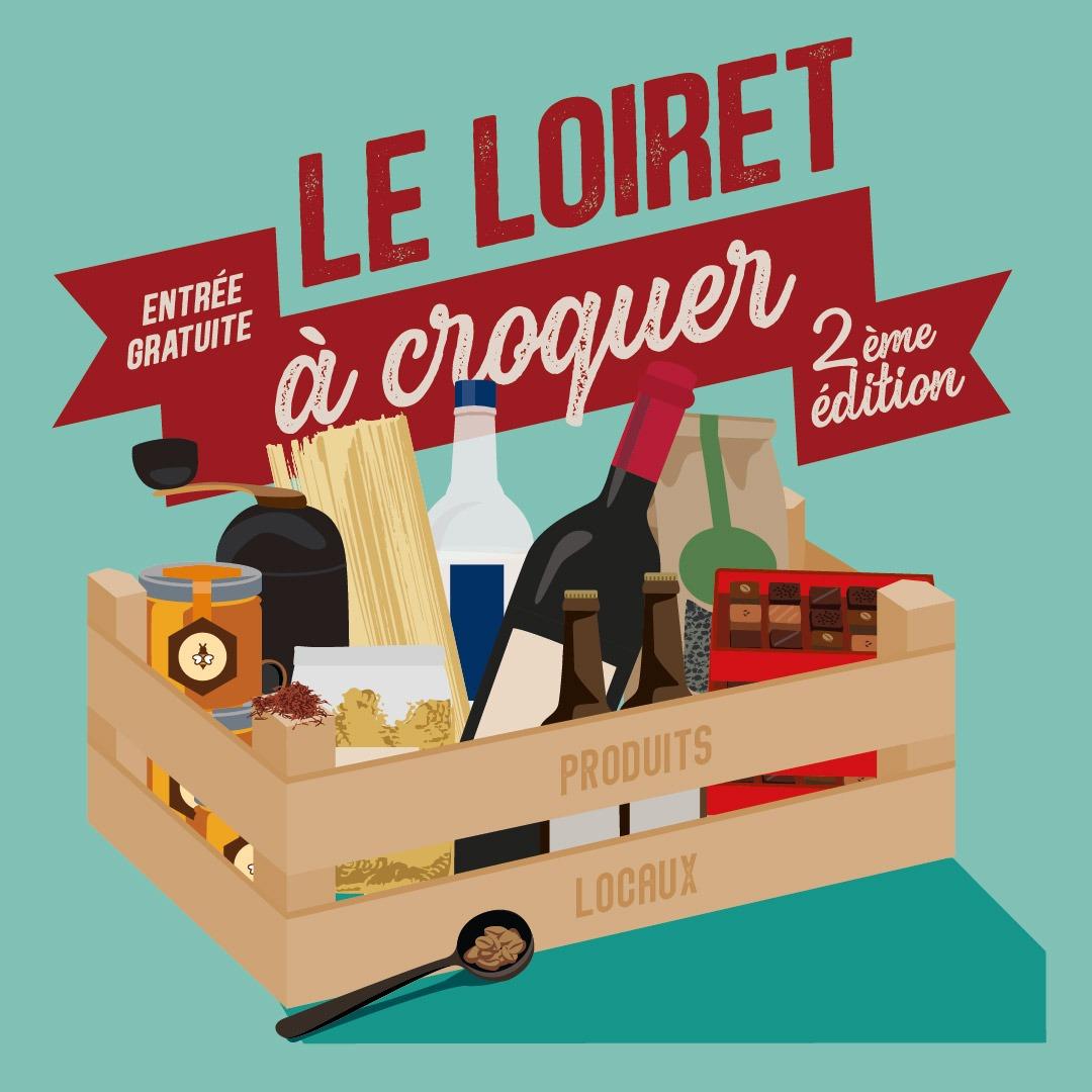 Annulation de l'événement Le Loiret à croquer