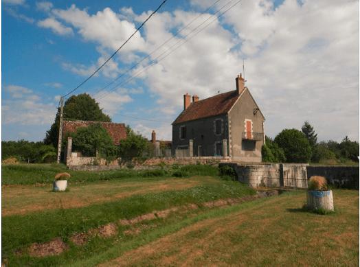 Démarche de valorisation des maisons éclusières du canal de Briare : Maison éclusière de Rogny les 7 écluses