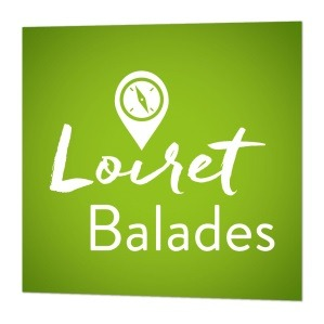 Logo Loiret Balades