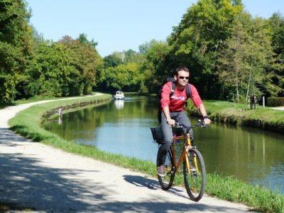 Fréquentation des véloroutes du Loiret à fin novembre 2019