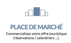 Inscrivez vous sur la place de marché de Tourisme Loiret et commercialisez en ligne simplement