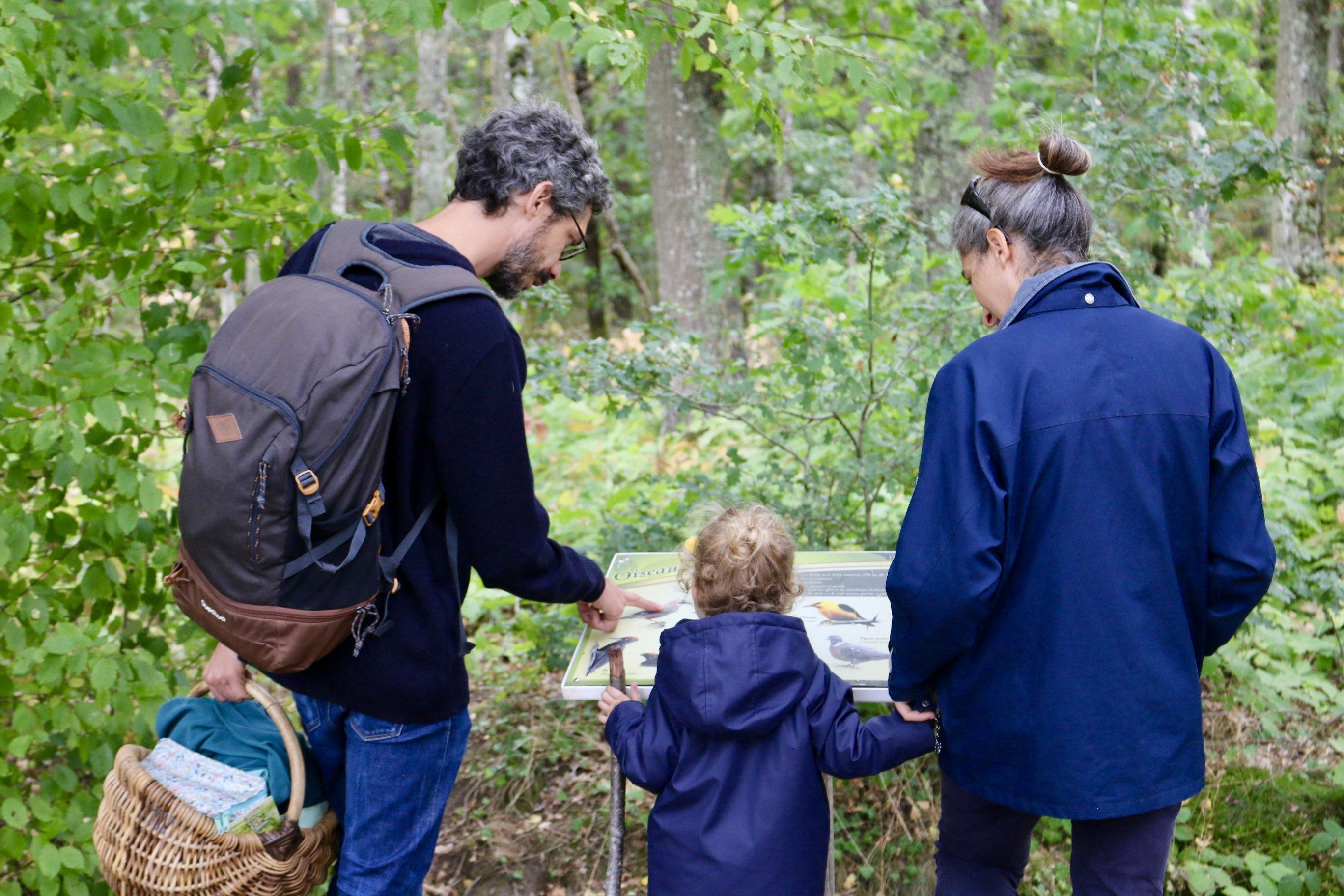 Lancement d'une démarche famille