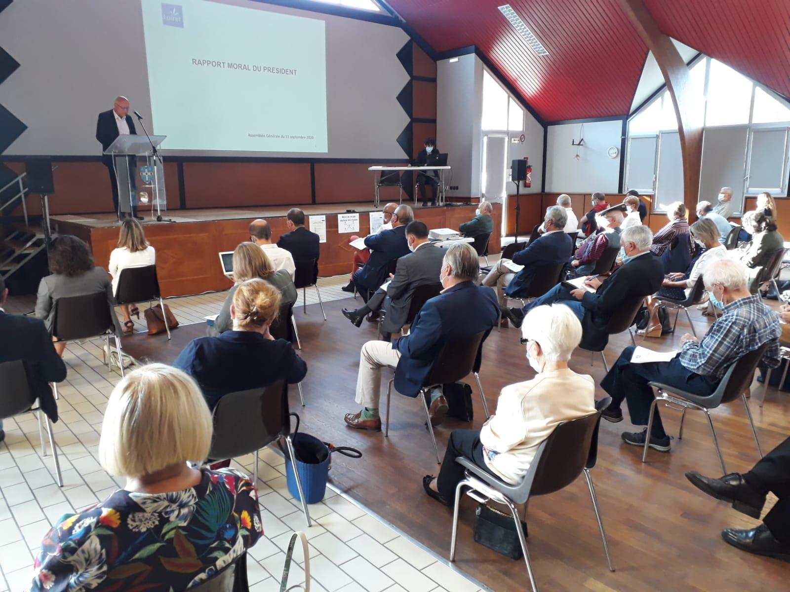 Retour en images sur l'Assemblée Générale de Tourisme Loiret
