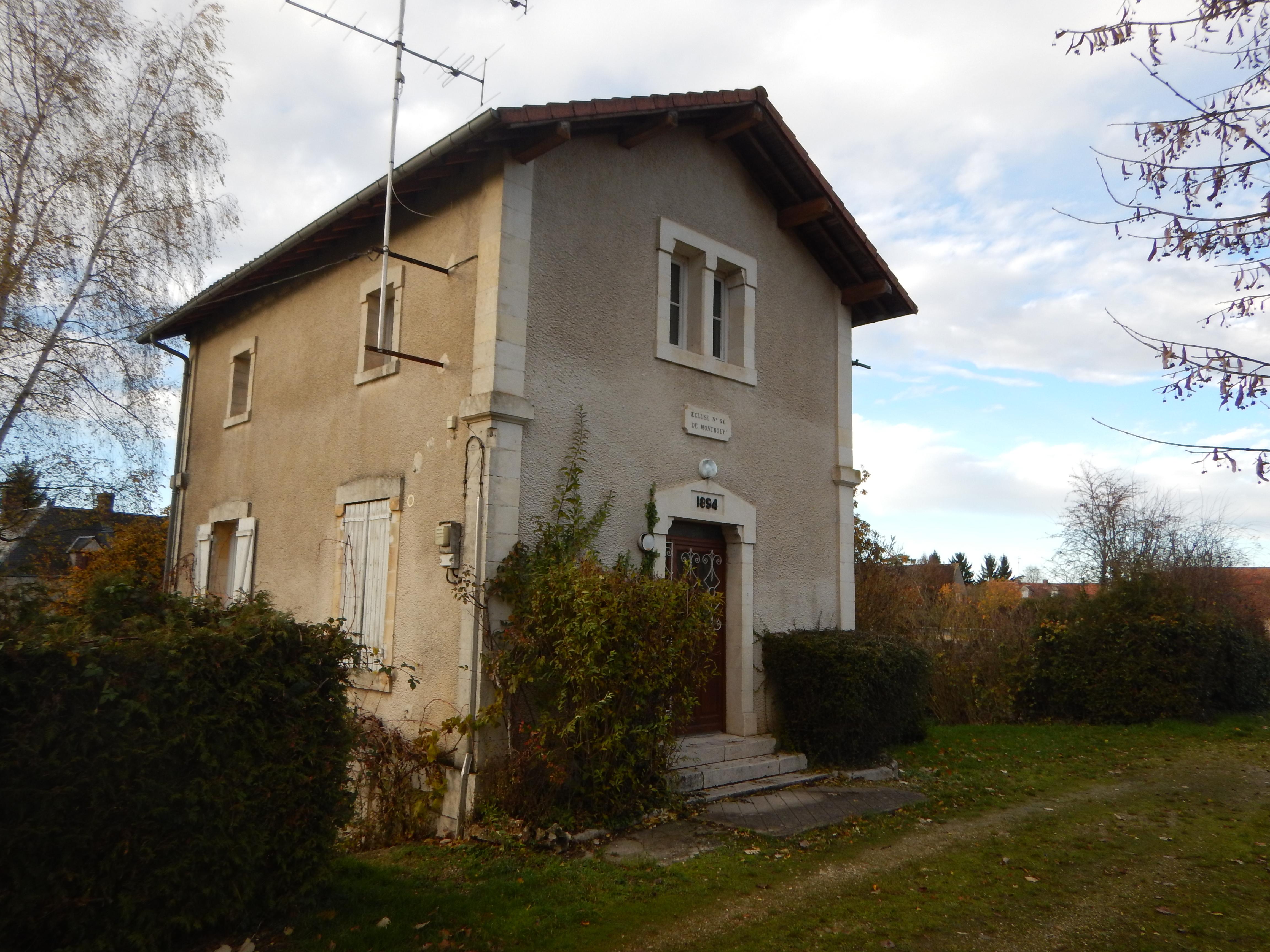 Appel à projet pour le lancement d'une activité touristique dans une maison éclusière du Canal de Briare